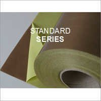 PTFE Coated Fiber Glass Fabrics - Adhesive Standard Series
