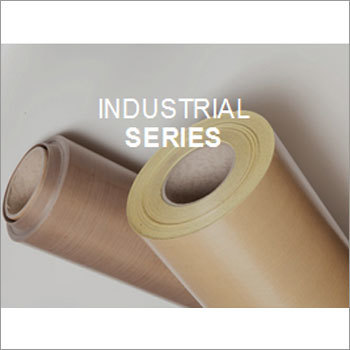 PTFE Coated Fiber Glass Fabrics - Adhesive Industrial Series