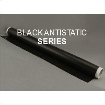 PTFE Coated Fiber Glass Fabrics - Non Adhesive Blackantistatic Series
