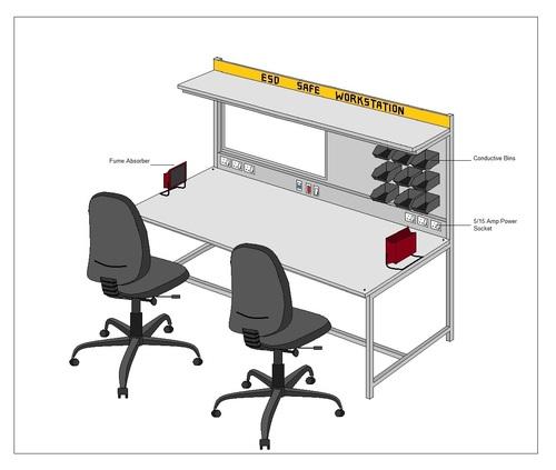 Anti Static Workbench