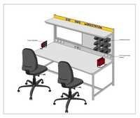 Anti Static Workbench