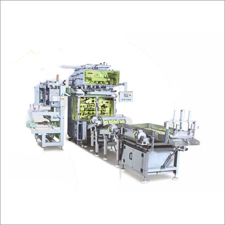 Multi Track Packaging Machinery