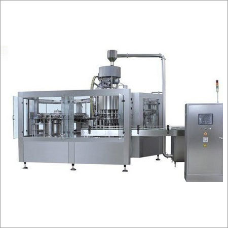 Automatic Water Rotary Filling Capping Machine
