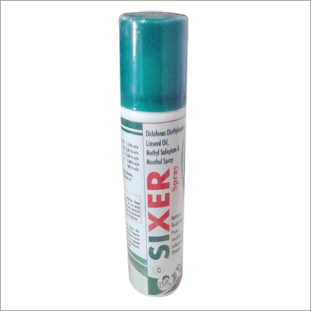 Instant Pain Relief Spray