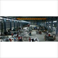GI Ducting Factory Fabricated