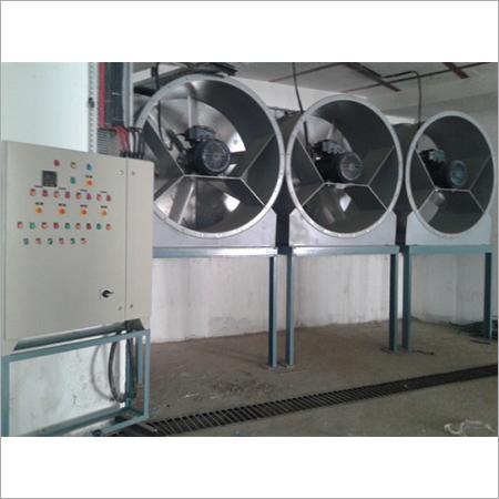 Basement Ventilation Project
