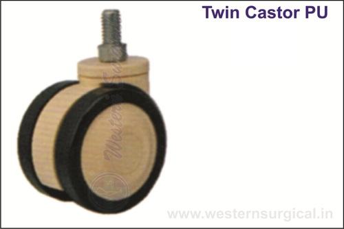 Twin Castor PU