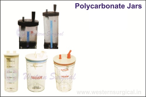 Polycarbonate Jars