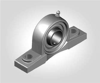High Temperature Mounted Bearing