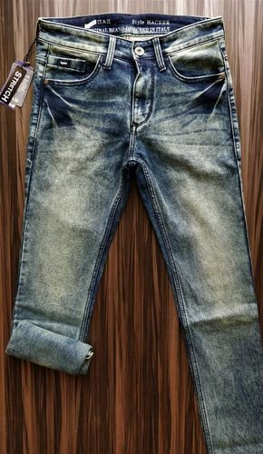 GAS BRANDED JEANS