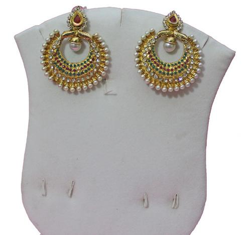 Pearl Butter Earrings