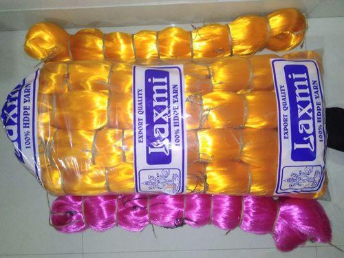 Colored monofilament yarn