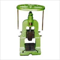 Mild Sheet Hand Operated Paper Plate Machine