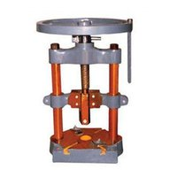 Foot Operated Paper Plate Machine