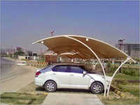 PVC Car Parking Shade