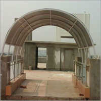 Polycarbonate Outdoor Canopy