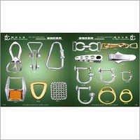 Luggage Handle Parts