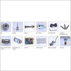 Agarbatti Maker Machine Spare Parts