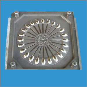 Plastic Disposable Cutlery Mould
