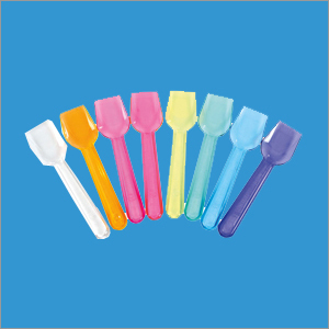 Disposable Ice Cream Spoon Mould