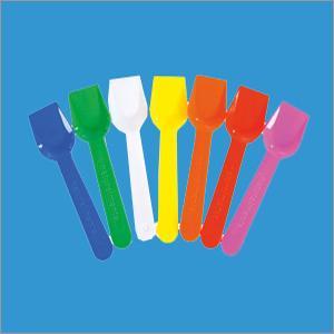 Ice Cream Plastic Spoon
