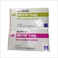 Axitinib Inlyta 1mg