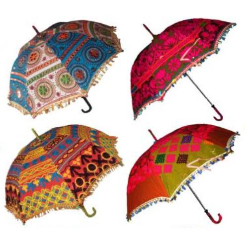 Traditional Handcrafted Umbrellas