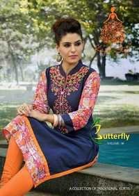 Butterfly Vol6 Kurtis Catalog