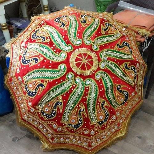 Luxury Umbrella Decoration