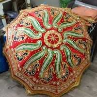 Luxury Umbrella Decoration