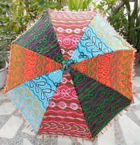 Luxury Rajasthani Handmade Umbrellas Decoration