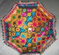 Luxury Fashion Umbrellas Decoration