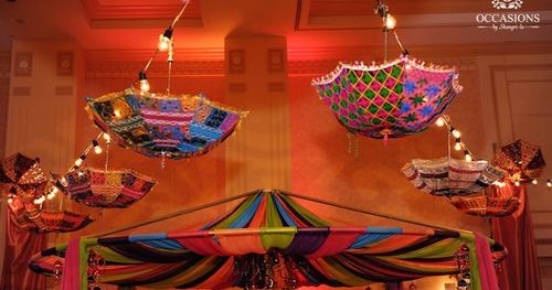 Gujarati Wedding Umbrella