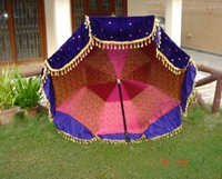 Luxury Decorative Exotic Parasols Umbrellas