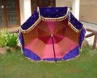 Luxury Decorative Exotic Parasols Umbrellas