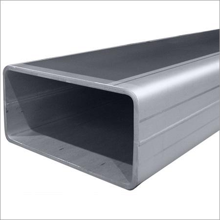 长方形空心钢部分