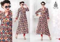 Latest Fashion Street Kurtis Catalog