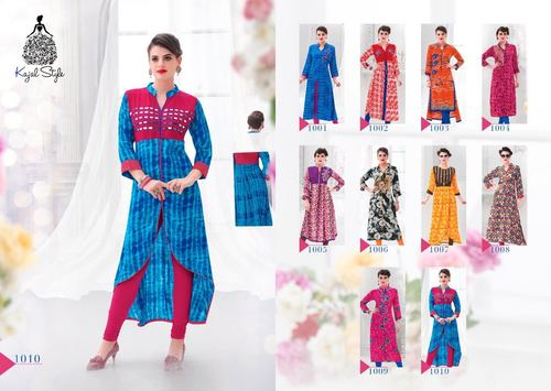 Fashion Street Kurtis Wholesale Online