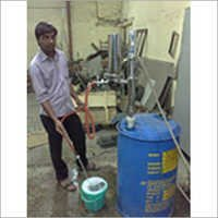 S S Air Operated Pneumatic Barrel Pump