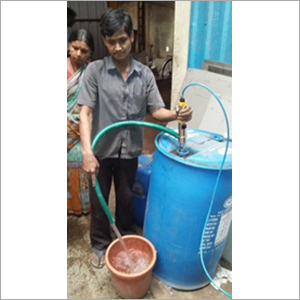 S S Motorised Barrel Pump