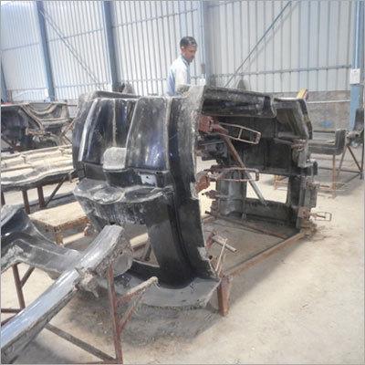 E Rickshaw Frp Moulded Body Parts