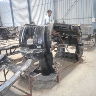 E Rickshaw Frp Moulded Body Parts