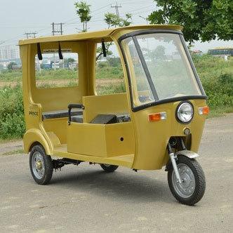 Battery Auto Rickshaw