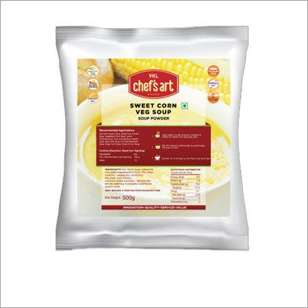 Creamy Sweet Corn Soup Base
