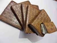 Handmade Leather Diary