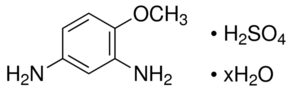 2,4-Diaminoanisole sulfate salt hydrate