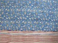 Cotton Cambric Hand Block Printed Fabric