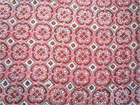Cotton Voile Hand Block Print Fabric