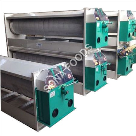 Length Grader Machine