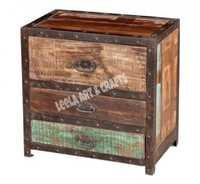 Designer Reclaimed Chest of Drawers